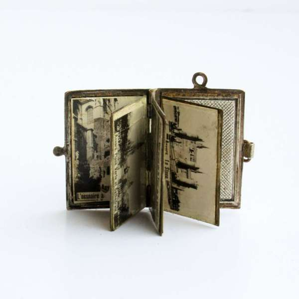 Antique Dolls House Accessories / Antique miniature metal ...