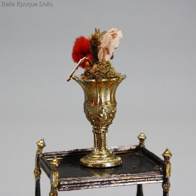 Antique dolls house accessory , Puppenstuben zubehor vase