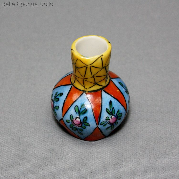Antique dolls house French vase  , Puppenstuben zubehor