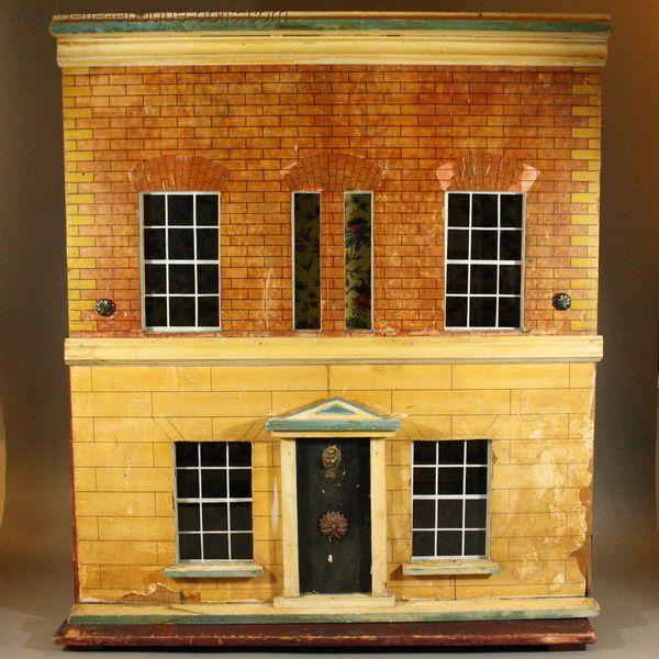 Antique Dolls Houses Amp Rooms Antique Miniature English