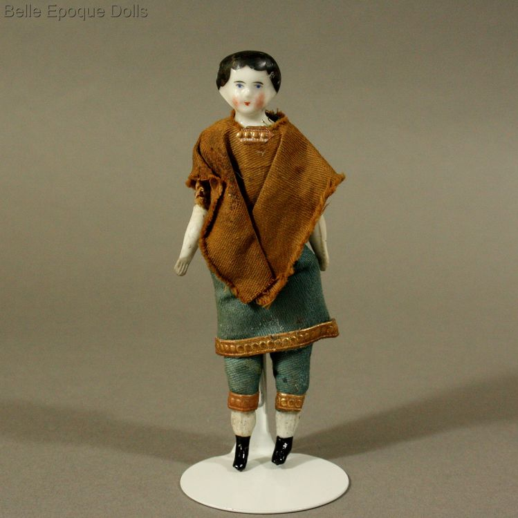 Antikes Theater Puppenstuben zubehor , Antique dolls house opera