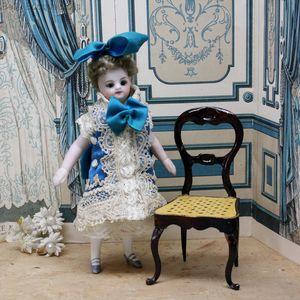 Antique Dollhouse Furniture - 2