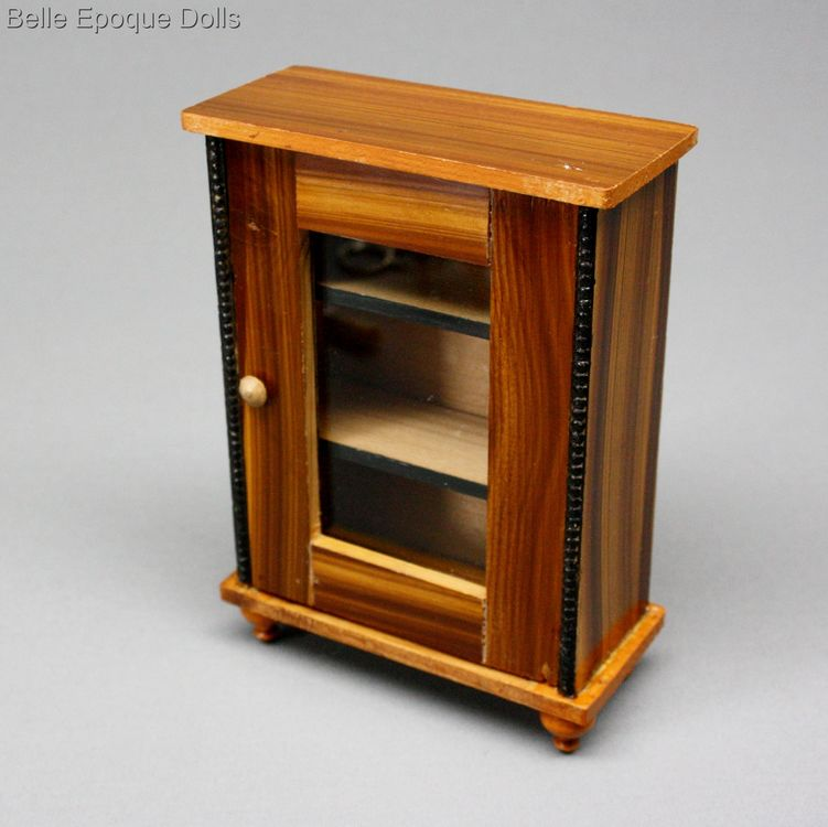 faux grained antique furniture , Antique dolls house furniture  , Antique Dollhouse miniature