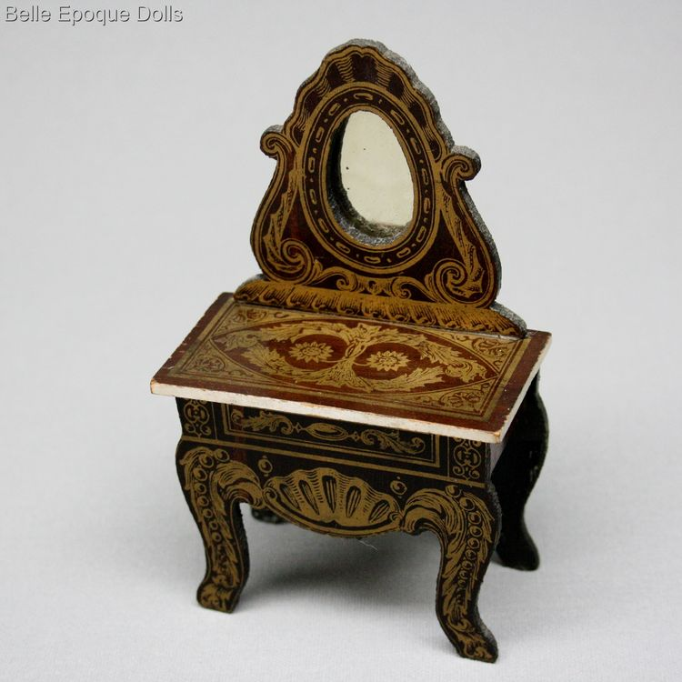 wagner sohne furniture , Biedermeier washstand