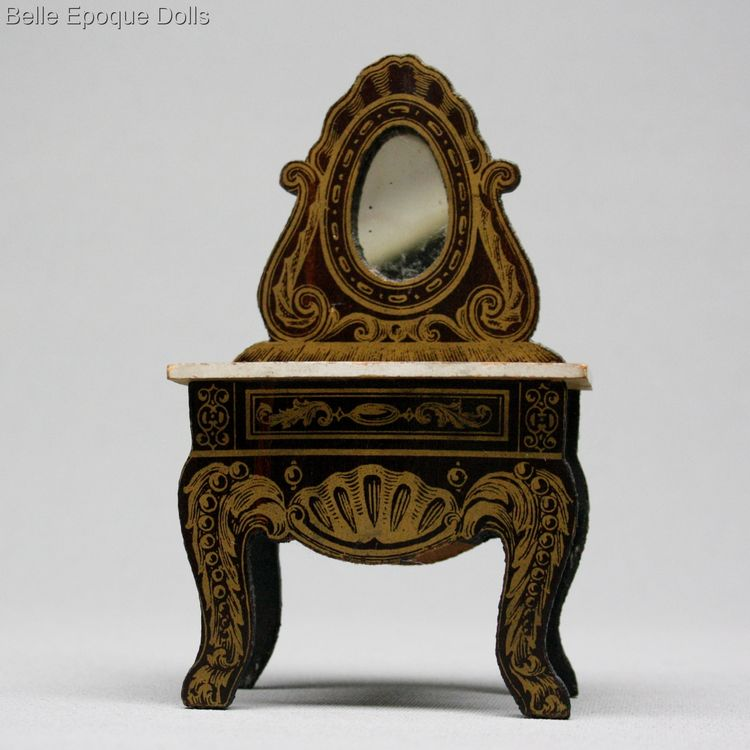Biedermeier washstand , wagner sohne furniture , Antique dolls house furniture biedermeier
