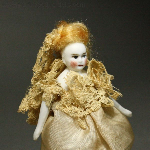 Miniature Dolls Dollhouse Doll