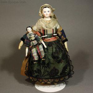Antique Miniature Dolls 3