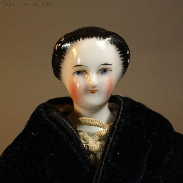 Antique Miniature Dolls Exceptional Early German China