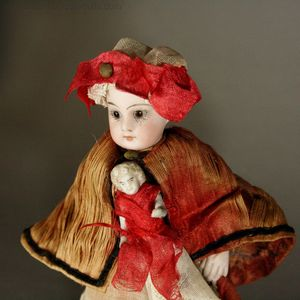 Antique Miniature Dolls 1